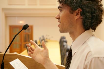 Ten Tips for Speakers