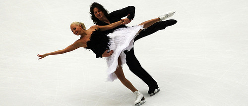 Public speaking lessons from ice dancers…